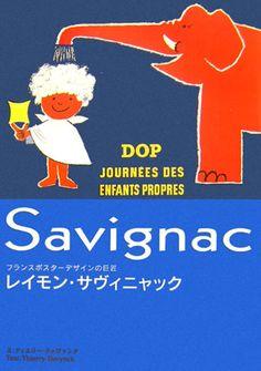 Raymond Savignac / design book