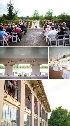 Wedding Venue Mt Vernon Gardens Washington Park Boathouse Denver