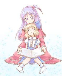 Shinki and Lolice
