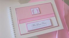 A5 Baby Shower/Naming Day Party Guest Book