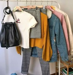 casual date outfit Looks Style, Looks Cool, Style Me, Looks Teen, Look Retro, Mein Style, Inspiration Mode, Fashion Outfits, Womens Fashion