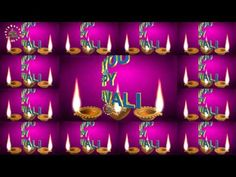 "Happy Diwali Greetings for Diwali, Festival Wishes, Deepavali Video. Wish your Dear one's anywhere in the world ""Hap."