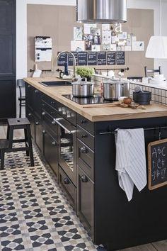 cuisine avec verrière : cuisine : les plus belles pièces des