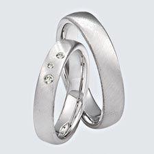 Verighete din aur alb cu briliante. Aur, Silver Rings, Wedding Rings, Bracelets, Twin, Jewelry, Jewlery, Jewerly, Schmuck