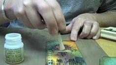 Inks & Paints Videos | Tim Holtz