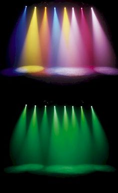Advanced lighting without the expensive electic system upgrades. Small venue stage lighting.
