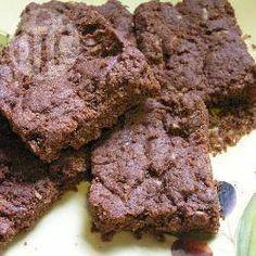 Chocolate and Coconut Bars @ allrecipes.co.uk