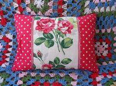 cath kidston fabric cushion