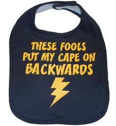 I need this for when I have kids. I'm gonna be the awesomest geek mom ever!