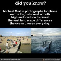 did-you-kno:  Michael Martin photographs locations on the...
