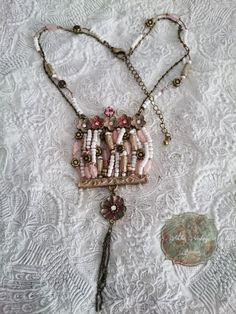 collar, vintage, necklace, bisuteria, jewelry