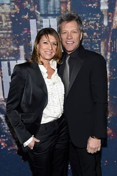 Jon Bon Jovi Spills 'I'm Not A Perfect Husband' To Wife Dorothea Hurley But 'I Adore Her' #news #fashion