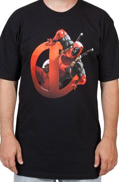 Hello Deadpool Shirt