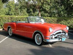1953 Packard Caribbean... Re-pin Brought to you by #HouseofInsurance in #EugeneOregon for #LowCostInsurance