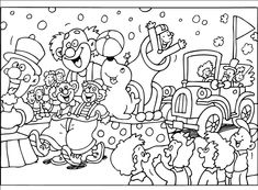 Kleurplaten Carnaval Oeteldonk.107 Beste Afbeeldingen Van Carnaval Clowns Day Care En Kid Crafts