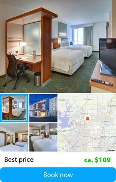 SpringHill Suites Dallas Plano/Frisco (Plano, USA) – Book this hotel at the cheapest price on sefibo.