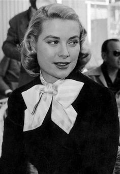 Grace Kelly at the Carlton Hotel in Cannes