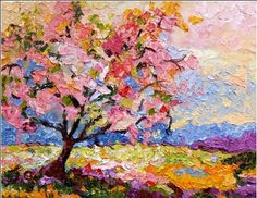 Ginette Callaway - Pink Blossom Tree