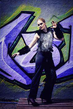 Zauberin: model: L. Müller; photo: L. Graf