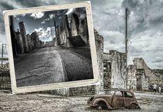 Το χωριό #Oradour_sur_Glane στη νοτιοδυτική Γαλλία έχει #παγώσει_τον_χρόνο. Για περισσότερα από #70χρόνια κανείς δεν έχει ζήσει εκεί και το χωριό έχει αφεθεί στις φυσικές φθορές. Αυτό οφείλεται στο γεγονός ότι το Oradour-sur-Glane είναι πια ένα μουσείο, ένα #μνημείο για την καταστροφή που υπέστη στις 10 Ιουνίου 1944.   Eπιμέλεια: Δήμητρα Ντζαδήμα #village #nazi #fire #germany #monument http://fractalart.gr/oradour-sur-glane/