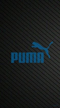 Puma Logo Wallpaper Background