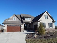 Gorgeous custom 3yr old craftsman ranch w3C grg PLUS pole barn welectricity and conc. flr on 2.46 acs Full unfin bsmt wdaylight wnds and plumbed for full BA 10 ceilings Pella 8front door Anderson low e4 windows (200 series) Open concept Solid 34 hand-scraped wood flooring Custom Amish made solid wood maple cabinetry Granite Kit. backsplash wmother of pearl tile Exquisite mstr wdoor to patio and BA wslipper tub and shwr. wdual heads Grt room wheat and GLO frplc whammered steel frnt