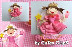 Pinkalicious Inspired Clip by CuTey CLipS Www.facebook.com/cuteyclips