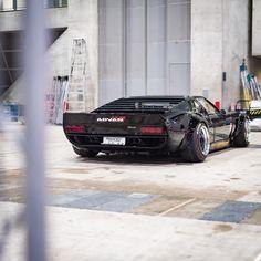 LibertyWalk Lamborghini Miura
