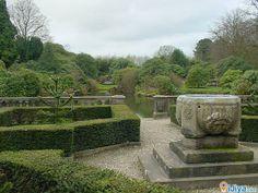 Biddulph Grange gardens,  Biddulph, Staffordshire, England. A National Trust landscaped gardens. iJiya TAG :8237041