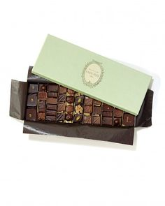 """French Chocolates  """"Not only is the packaging exquisite, but hands down, this is the best chocolate I've ever tasted -- and I've sampled my fair share."""" -- Ayesha Patel, deputy creative director    Prestige Box, laduree.fr."""