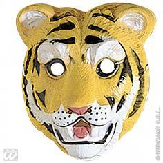 Tigermaske - Fest & Farver 29,50