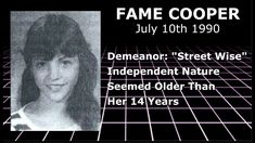 UNSOLVED: The Death of Fame Cooper Can You Help, True Crime, Death, Youtube, Life, Pet Dogs, Youtubers, Youtube Movies