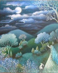 """Sky of Angels"" by Amanda Clark"