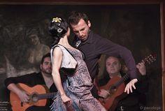 El baile flamenco de Olga Pericet y Marco Flores, en El Patio de Jaci González