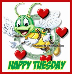 Happy Tuesday Comments and Graphics Codes for Myspace, Friendster, ,orkut Happy Tuesday Morning, Happy Thursday, Happy Monday, Sunday, Happy Weekend, Tuesday Greetings, Weekend Greetings, Birthday Greetings, Tuesday Images