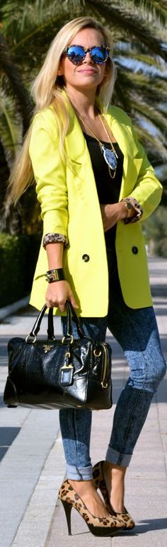 #Yellow #Jungle by It-Girl