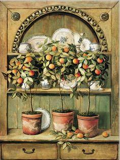 Les Oranges (Fabrice de Villeneuve)