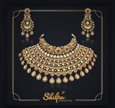 Jewellery that revives traditional concepts with modern sensibilities. On your wedding day, be the adorned in stunning wedding jewellery from Wedding Jewelry, Gold Jewelry, Gold Ring Designs, Indian Jewelry Sets, Girls Accessories, On Your Wedding Day, Necklace Designs, Fashion Jewelry, Chokers