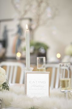 It's all about the details! We love their ideas! At Magenta Events, we proud ourselves too with paying a lot of attention to these kind of little details! After all, they make the difference!