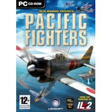 Pacific Fighters for PC from Ubisoft on CD