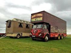 Fun Fair, Recreational Vehicles, Photographs, Van, Trucks, Image, Travel, Viajes, Photos