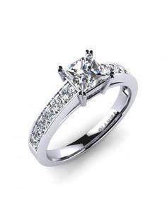 Glamira Diamond Ring Cynthia #GlamiraDiamond