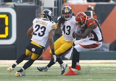 Ruoff's Rundown on the Pittsburgh Steelers    With the Steelers Week 16 victory against the Kansas City Chiefs, Pittsburgh cemented their spot in the 2014 playoffs. The last time they were in the playoffs was in 2011, …