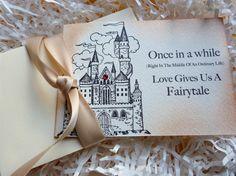 Fairytale invitation
