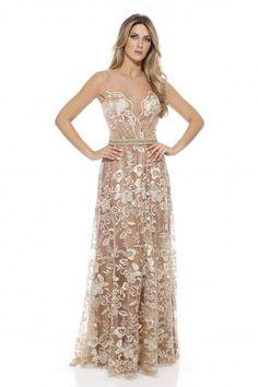 Alugando um vestido de festa online na Conscious