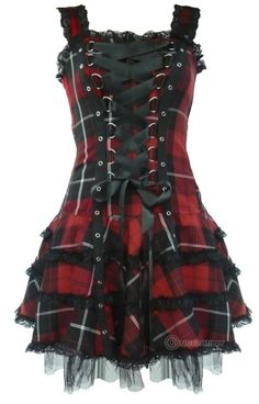 punk clothes | Tumblr ( Get your goth on with gothic punk clothing - a favorite repin of www.vipfashionaustralia.com )