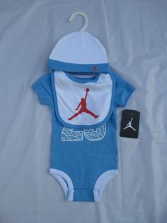 1a25cd4740dc Details about 9 Months NIKE Air Jordan Baby Boy 1 Piece Jogging Set Black   Red  NEW WITH TAGS