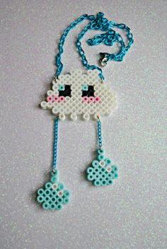 Nube hama beads