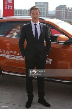 actor Benedict Cumberbatch attends a press conference of Morris... News Photo   Getty Images