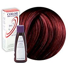 Ion Red Hair Color Chart